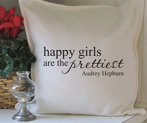 audrey hepburn, flowers, and girl image