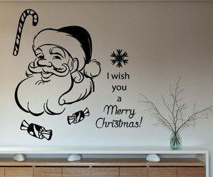 christmas, happy new year, and home decor image