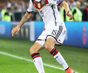 germany, football, and Hot image