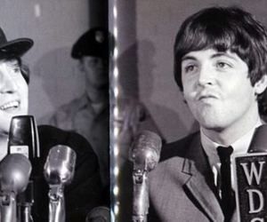 beatles and mclennon image