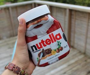 nutella, christmas, and food image