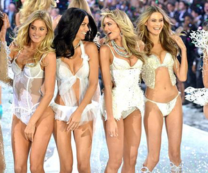 Victoria's Secret, angels, and model image