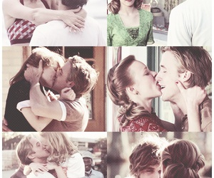 couple, sweet, and the notebook image