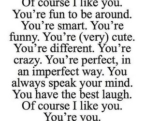 quotes, you, and perfect image