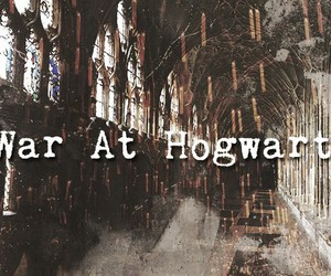 at, harry potter, and hogwarts image