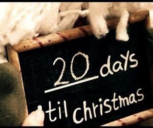 christmas, days, and winter image