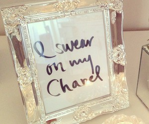 chanel and quote image