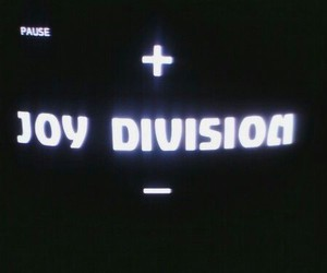 joy division, indie, and music image