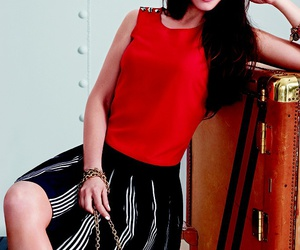 zooey deschanel and tommy hilfiger image