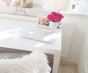 bedroom, fancy, and girly image