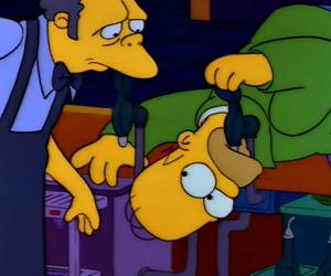 beer, homer simpson, and Homero image