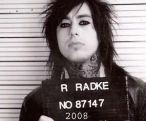 ronnie radke, falling in reverse, and ronnie image