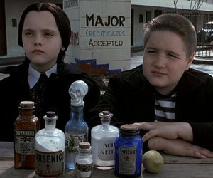 the addams family and wednesday image