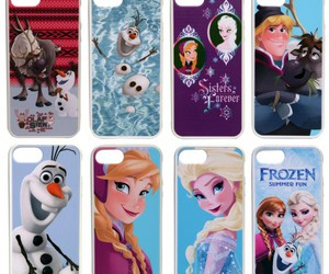 anna, cases, and frozen image