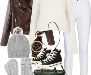 beanie, outfit, and style image