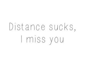 distance, i miss you, and true image