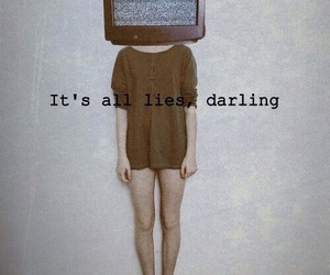 darling, girl, and tv image