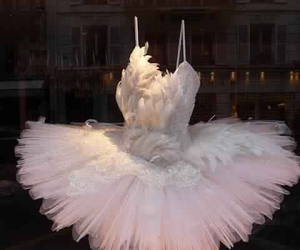 dress, ballet, and ballerina image
