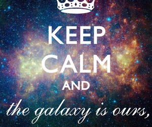 McFly and galaxy image