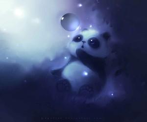 bubbles, panda, and apofiss image
