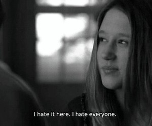 hate, ahs, and american horror story image