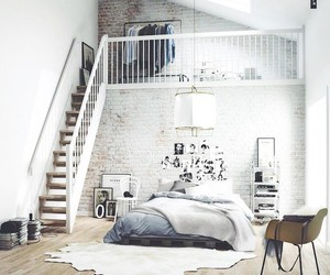bed, different, and grey image