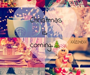 christmas, coming, and december image