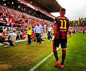 Barcelona, football, and soccer image