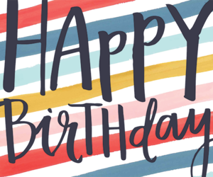 birthday, color, and happy image