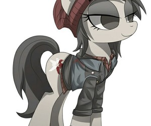 game, MLP, and pony image