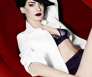 Anne Hathaway, pretty, and actress image