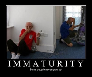 funny, lol, and immaturity image