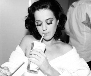 beauty and katy perry image