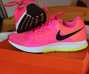 nike, sport, and girly image
