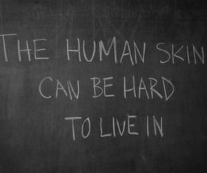 quotes, human, and hard image