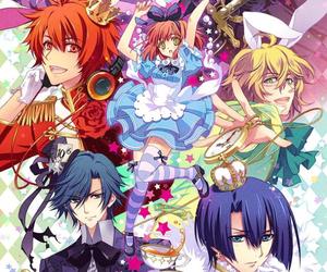 anime, uta no prince sama, and alice in wonderland image