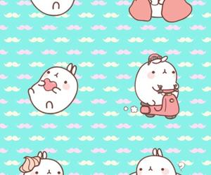 bunny, kawaii, and cute image