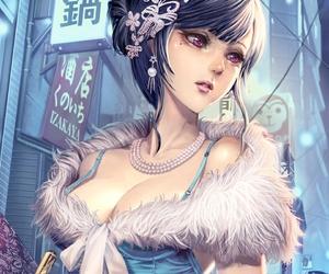 anime, edel, and girl image