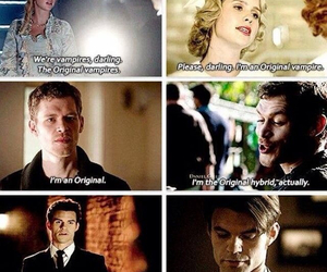 badass, klaus, and family image