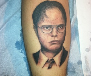 awesome, the office, and dwight image