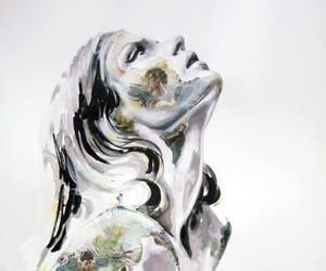 art, painting, and sandra chevrier image