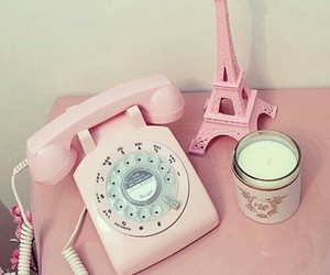 pink, paris, and cute image