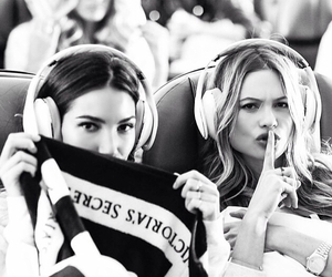 Victoria's Secret, Behati Prinsloo, and Lily Aldridge image