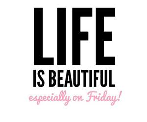 friday, life, and beautiful image