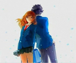 anime, manga, and blue spring ride image
