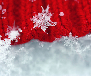 christmas, white, and snow image