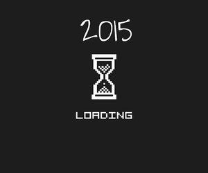 loading, 2015, and new year image