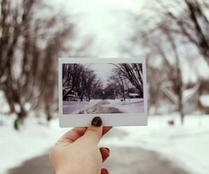 winter, snow, and photography image