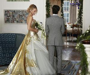 gossip girl, Serena Van Der Woodsen, and dan humphrey image