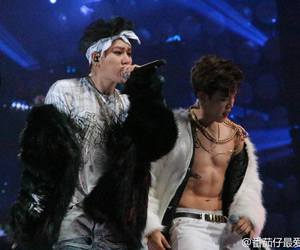 zico, jimin, and bts image